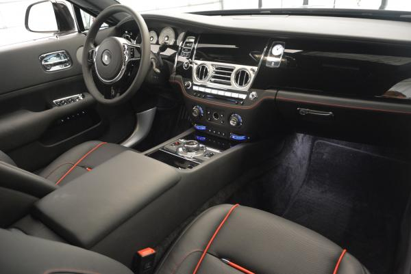 Used 2017 Rolls-Royce Wraith for sale Sold at Bentley Greenwich in Greenwich CT 06830 26