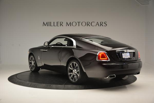 Used 2017 Rolls-Royce Wraith for sale Sold at Bentley Greenwich in Greenwich CT 06830 4