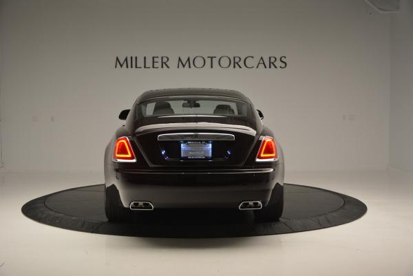 Used 2017 Rolls-Royce Wraith for sale Sold at Bentley Greenwich in Greenwich CT 06830 5