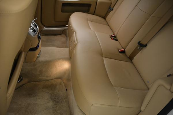 Used 2013 Rolls-Royce Ghost for sale Sold at Bentley Greenwich in Greenwich CT 06830 24
