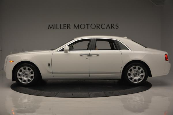Used 2013 Rolls-Royce Ghost for sale Sold at Bentley Greenwich in Greenwich CT 06830 3