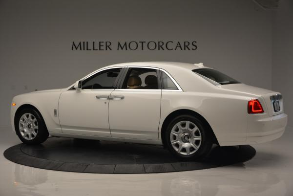 Used 2013 Rolls-Royce Ghost for sale Sold at Bentley Greenwich in Greenwich CT 06830 4
