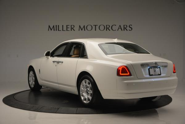 Used 2013 Rolls-Royce Ghost for sale Sold at Bentley Greenwich in Greenwich CT 06830 5