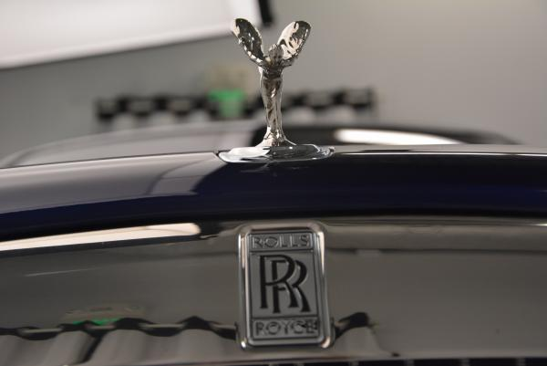 Used 2016 Rolls-Royce Ghost Series II for sale Sold at Bentley Greenwich in Greenwich CT 06830 18