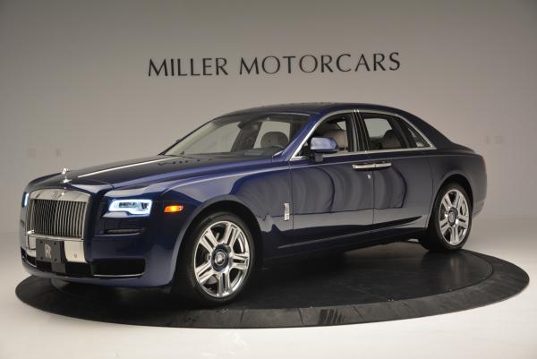 Used 2016 Rolls-Royce Ghost Series II for sale Sold at Bentley Greenwich in Greenwich CT 06830 2
