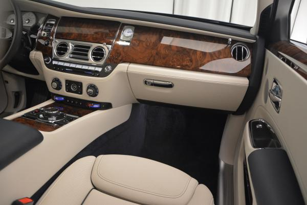 Used 2016 Rolls-Royce Ghost Series II for sale Sold at Bentley Greenwich in Greenwich CT 06830 23