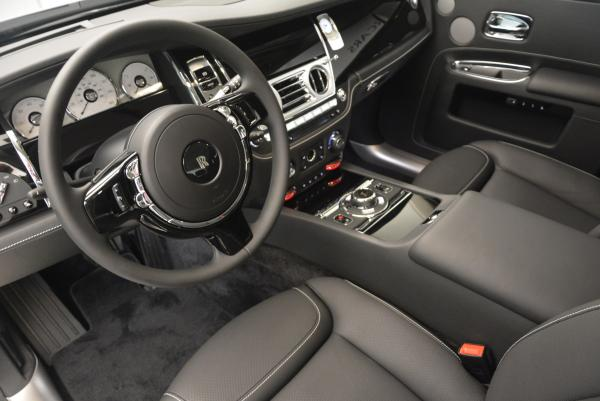 Used 2017 Rolls-Royce Ghost for sale Sold at Bentley Greenwich in Greenwich CT 06830 19