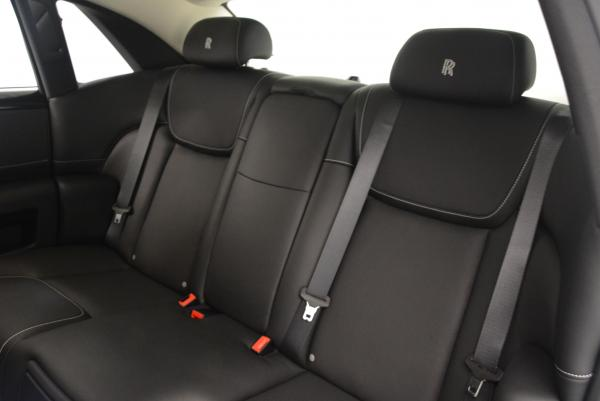 Used 2017 Rolls-Royce Ghost for sale Sold at Bentley Greenwich in Greenwich CT 06830 27