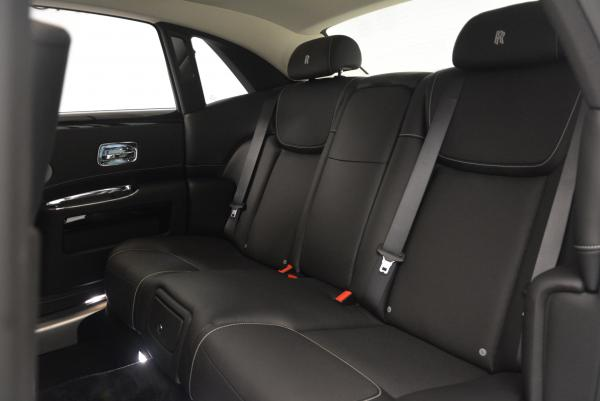 Used 2017 Rolls-Royce Ghost for sale Sold at Bentley Greenwich in Greenwich CT 06830 28