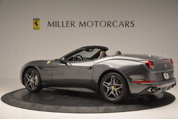 Used 2015 Ferrari California T for sale Sold at Bentley Greenwich in Greenwich CT 06830 4