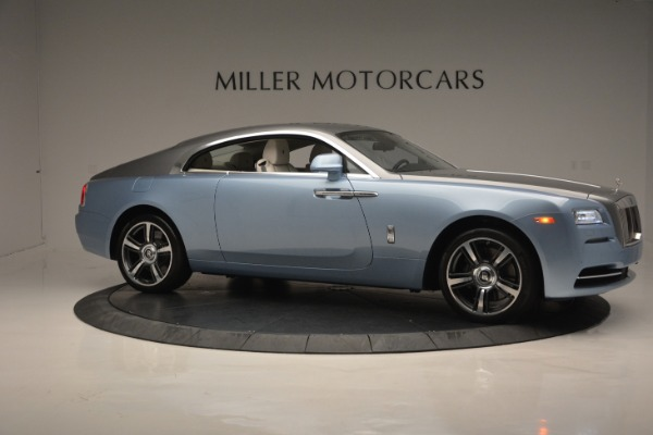 Used 2015 Rolls-Royce Wraith for sale Sold at Bentley Greenwich in Greenwich CT 06830 10