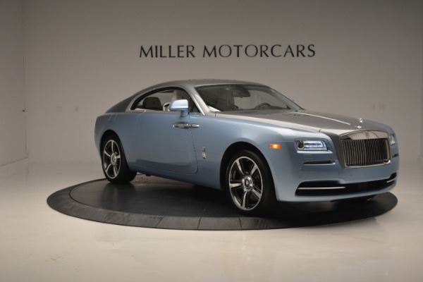 Used 2015 Rolls-Royce Wraith for sale Sold at Bentley Greenwich in Greenwich CT 06830 11