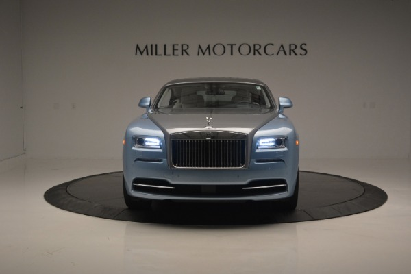 Used 2015 Rolls-Royce Wraith for sale Sold at Bentley Greenwich in Greenwich CT 06830 12