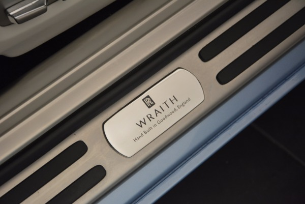 Used 2015 Rolls-Royce Wraith for sale Sold at Bentley Greenwich in Greenwich CT 06830 21