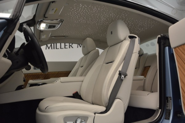 Used 2015 Rolls-Royce Wraith for sale Sold at Bentley Greenwich in Greenwich CT 06830 22