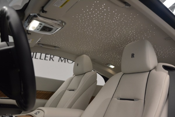 Used 2015 Rolls-Royce Wraith for sale Sold at Bentley Greenwich in Greenwich CT 06830 23