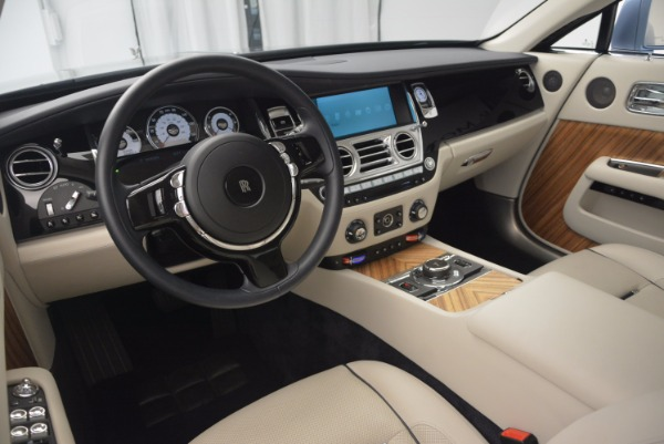 Used 2015 Rolls-Royce Wraith for sale Sold at Bentley Greenwich in Greenwich CT 06830 25