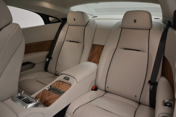 Used 2015 Rolls-Royce Wraith for sale Sold at Bentley Greenwich in Greenwich CT 06830 28