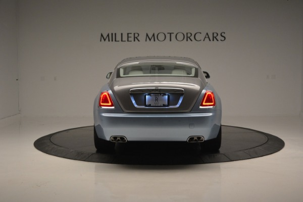 Used 2015 Rolls-Royce Wraith for sale Sold at Bentley Greenwich in Greenwich CT 06830 6