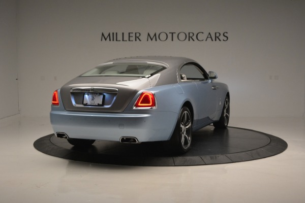 Used 2015 Rolls-Royce Wraith for sale Sold at Bentley Greenwich in Greenwich CT 06830 7