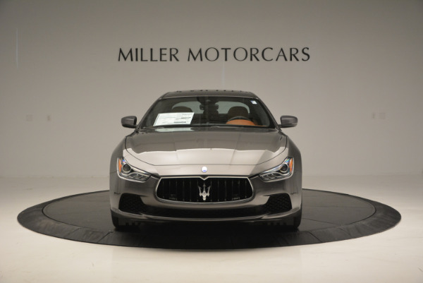 Used 2017 Maserati Ghibli S Q4  EX-LOANER for sale Sold at Bentley Greenwich in Greenwich CT 06830 12