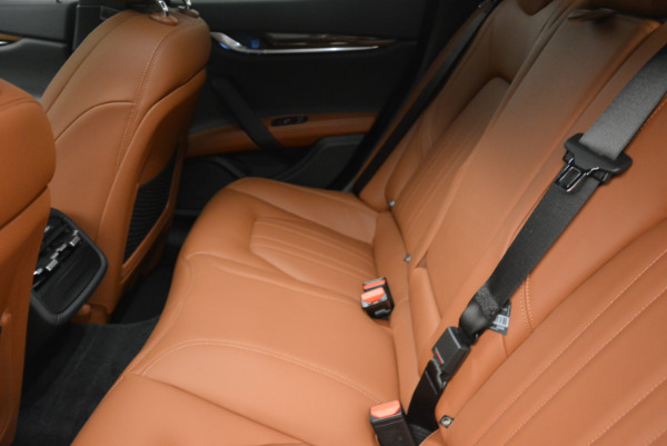 Used 2017 Maserati Ghibli S Q4  EX-LOANER for sale Sold at Bentley Greenwich in Greenwich CT 06830 17