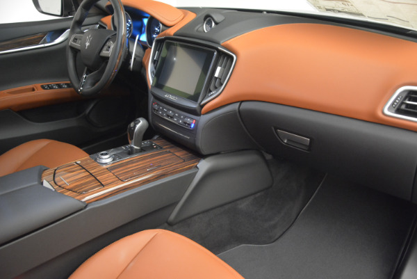 Used 2017 Maserati Ghibli S Q4  EX-LOANER for sale Sold at Bentley Greenwich in Greenwich CT 06830 19