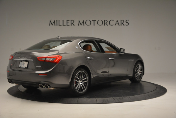 Used 2017 Maserati Ghibli S Q4  EX-LOANER for sale Sold at Bentley Greenwich in Greenwich CT 06830 7