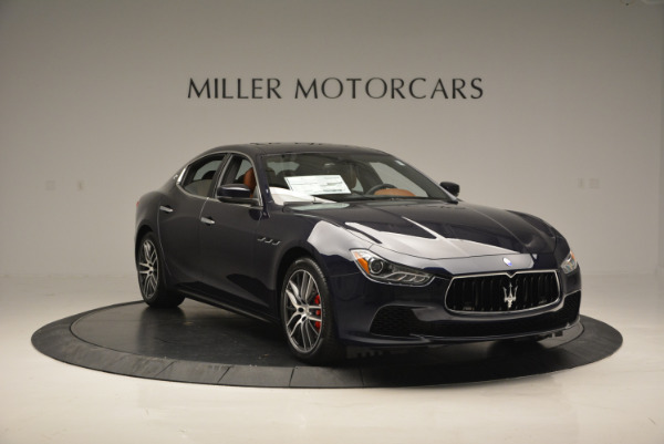 Used 2017 Maserati Ghibli S Q4 - EX Loaner for sale Sold at Bentley Greenwich in Greenwich CT 06830 11