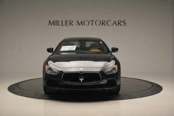 Used 2017 Maserati Ghibli S Q4 - EX Loaner for sale Sold at Bentley Greenwich in Greenwich CT 06830 12