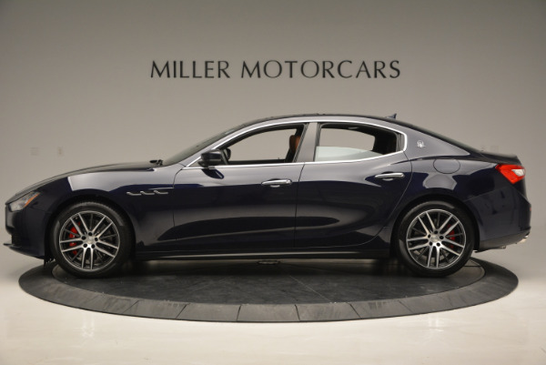 Used 2017 Maserati Ghibli S Q4 - EX Loaner for sale Sold at Bentley Greenwich in Greenwich CT 06830 3