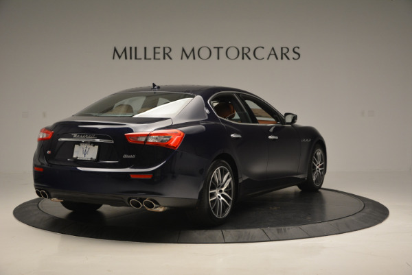 Used 2017 Maserati Ghibli S Q4 - EX Loaner for sale Sold at Bentley Greenwich in Greenwich CT 06830 7
