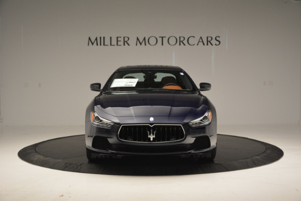 New 2017 Maserati Ghibli S Q4 for sale Sold at Bentley Greenwich in Greenwich CT 06830 12
