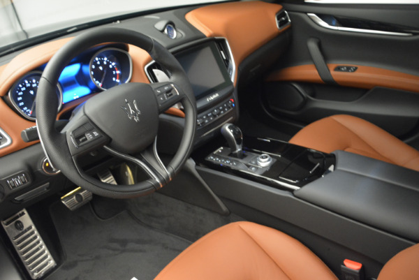 New 2017 Maserati Ghibli S Q4 for sale Sold at Bentley Greenwich in Greenwich CT 06830 13