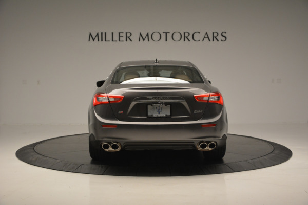 New 2017 Maserati Ghibli S Q4 for sale Sold at Bentley Greenwich in Greenwich CT 06830 6