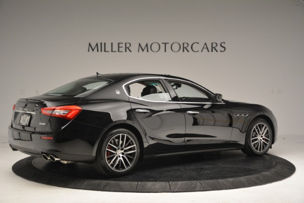 Used 2017 Maserati Ghibli S Q4 - EX Loaner for sale Sold at Bentley Greenwich in Greenwich CT 06830 14