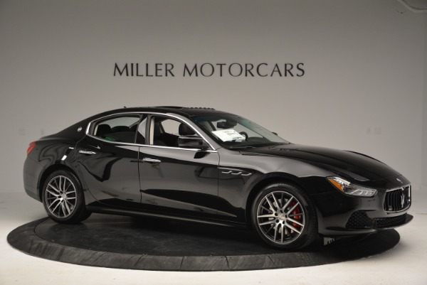Used 2017 Maserati Ghibli S Q4 - EX Loaner for sale Sold at Bentley Greenwich in Greenwich CT 06830 5
