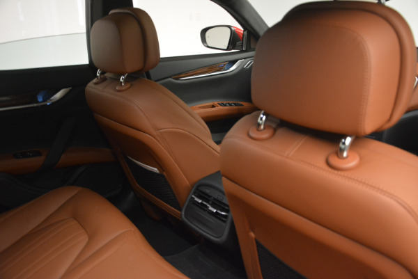 New 2017 Maserati Ghibli S Q4 for sale Sold at Bentley Greenwich in Greenwich CT 06830 22