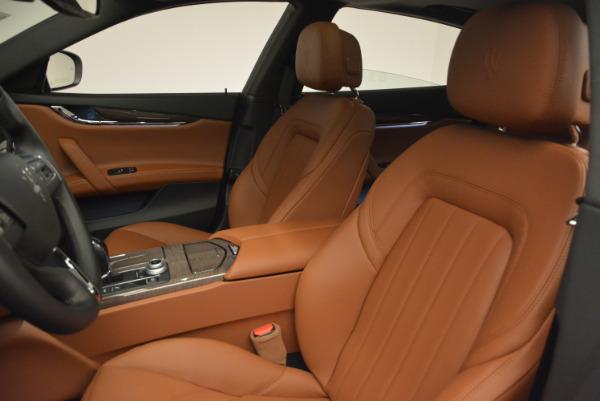 New 2017 Maserati Quattroporte S Q4 for sale Sold at Bentley Greenwich in Greenwich CT 06830 15
