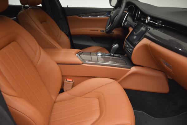 New 2017 Maserati Quattroporte S Q4 for sale Sold at Bentley Greenwich in Greenwich CT 06830 20