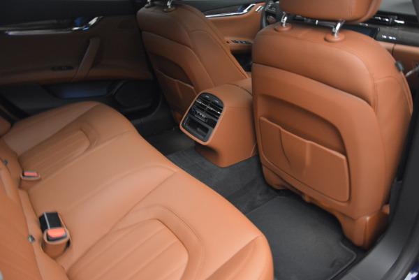 New 2017 Maserati Quattroporte S Q4 for sale Sold at Bentley Greenwich in Greenwich CT 06830 23