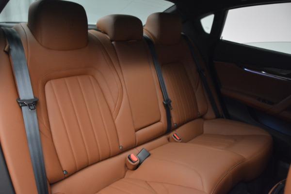 New 2017 Maserati Quattroporte S Q4 for sale Sold at Bentley Greenwich in Greenwich CT 06830 25