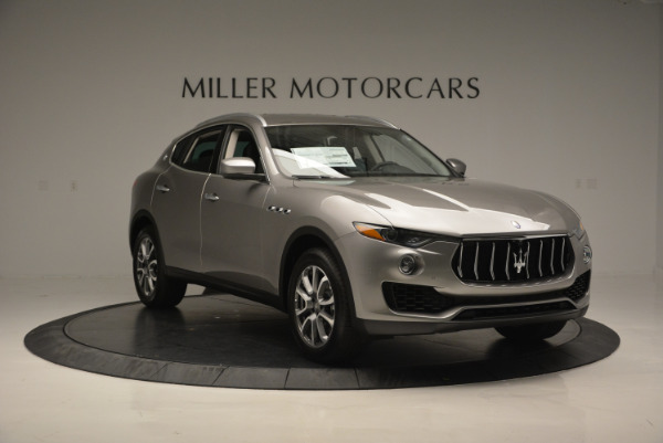 New 2017 Maserati Levante 350hp for sale Sold at Bentley Greenwich in Greenwich CT 06830 11