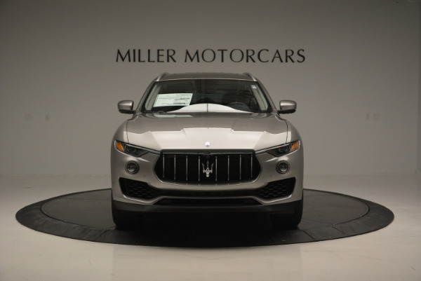 New 2017 Maserati Levante 350hp for sale Sold at Bentley Greenwich in Greenwich CT 06830 12