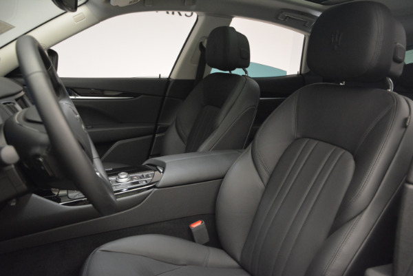 New 2017 Maserati Levante 350hp for sale Sold at Bentley Greenwich in Greenwich CT 06830 15