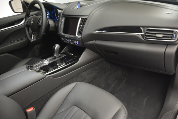 New 2017 Maserati Levante 350hp for sale Sold at Bentley Greenwich in Greenwich CT 06830 19