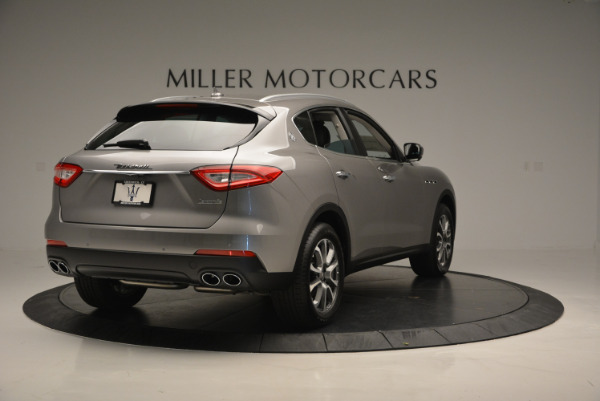 New 2017 Maserati Levante 350hp for sale Sold at Bentley Greenwich in Greenwich CT 06830 6