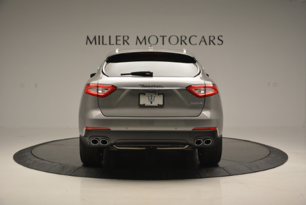 New 2017 Maserati Levante 350hp for sale Sold at Bentley Greenwich in Greenwich CT 06830 7