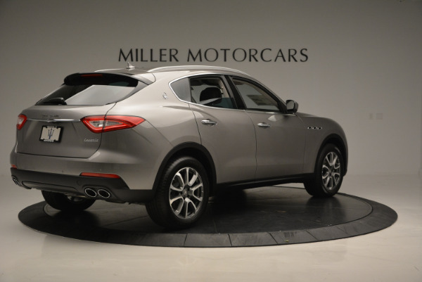 New 2017 Maserati Levante 350hp for sale Sold at Bentley Greenwich in Greenwich CT 06830 8