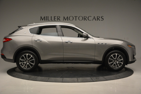 New 2017 Maserati Levante 350hp for sale Sold at Bentley Greenwich in Greenwich CT 06830 9